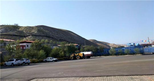 新疆环保检测水土保持验收的保持措施
